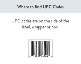 Where to find UPC code: Pepperidge Farm UPC codes are found on the side or bottom of the package.