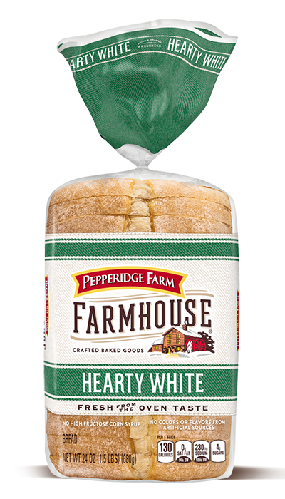 Farmhouse Hearty White Bread