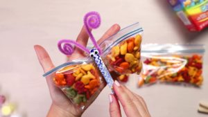 Butterfly Party Favors with Goldfish® Crackers