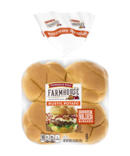 Pepperidge Farm® Farmhouse™ Potato Buns, toasted
